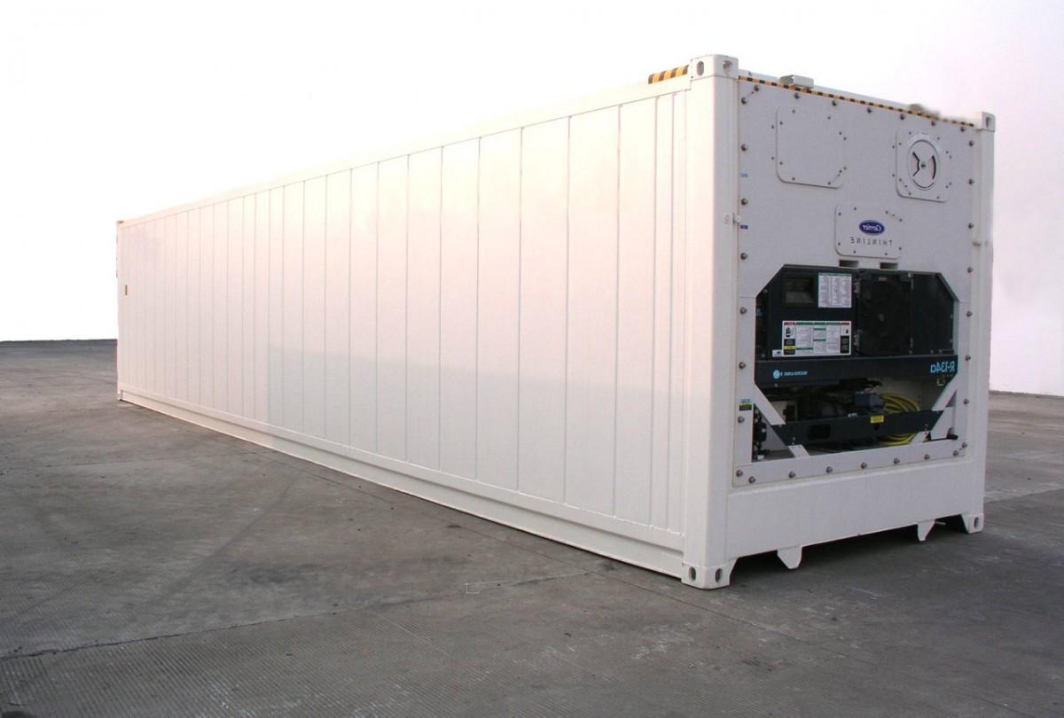 Комплект ПВХ завес для Контейнера - рефрижератора 20, 40 футов. (проём 2,3 *2,2h, м)