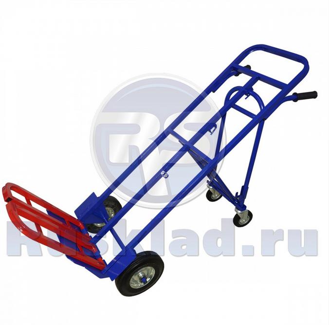 Тележка трансформер ТГУ-200. гп 200 кг
