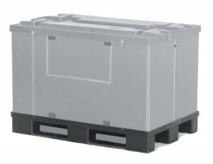Контейнер PolyBox с модифицированной стенкой, 1200x800x950
