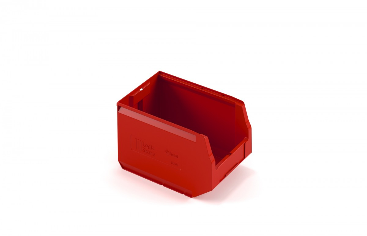 Пластиковый складской лоток 12.404