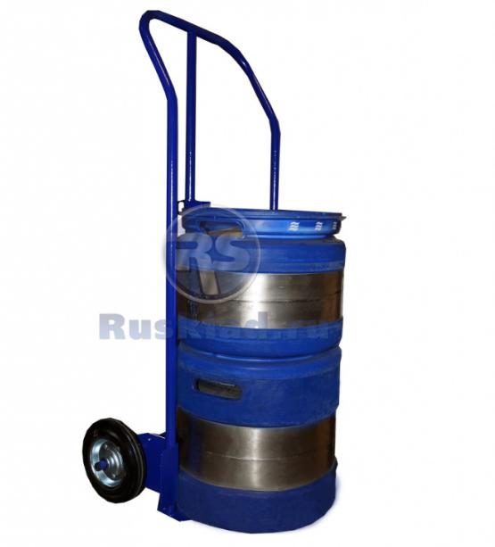 Тележка для транспортировки пивных кег «Кега 3»