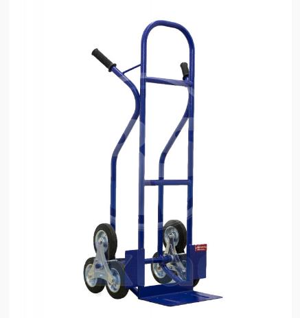 Тележка грузовая двухколесная лестничная КГЛ 200. (г/п 200 кг)
